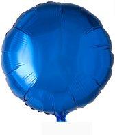 Folieballon Sapphire Blue, 43cm