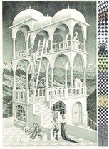 Belverdere - M.C. Escher (1000)