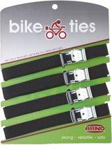 Arno Bike Ties - Bagageriemen - 4 stuks