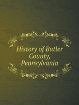 History of Butler County, Pennsylvania