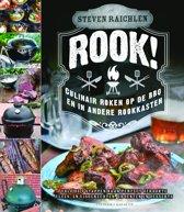 Boek cover Rook! van Steven Raichlen (Hardcover)