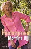 Boek cover Hindergroen van Bijl, Martine (Paperback)