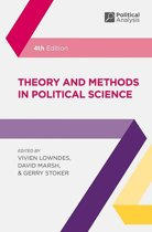 Boek cover Theory and Methods in Political Science van