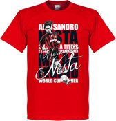 Alessandro Nesta Legend T-Shirt - XL