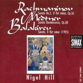 Rachmaninov/Medtner/Balakirev