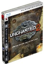 Uncharted 2 Among Thieves - Special Edition