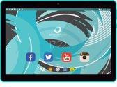 Brigmton BTPC-1019 tablet Allwinner A33 16 GB Zwart, Blauw