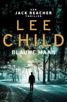 Boek cover Jack Reacher 24 - Blauwe maan van Lee Child (Onbekend)