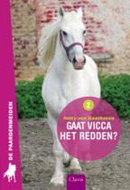 De paardenmeiden 2 - Gaat Vicca het redden?