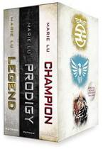 The Legend Trilogy boxset (1-3)