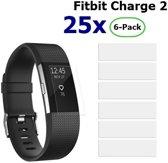 Beschermfolie voor Fitbit Charge 2 - 25x Blisters (150 stuks)