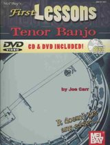 First Lessons Tenor Banjo [With CD and DVD]