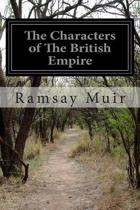 The Characters of the British Empire