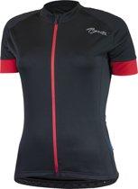 Rogelli Modesta Fietsshirt - Dames - Maat M - Zwart/Rood