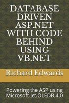 Database Driven ASP.NET with Code Behind Using VB.NET