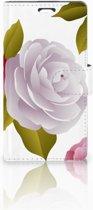 LG Magna | G4C Uniek Boekhoesje Roses