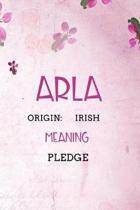 Arla Irish Pledge