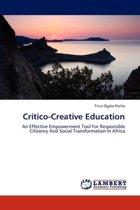 Critico-Creative Education