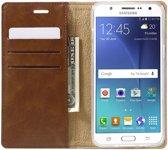Samsung Galaxy J5 (2016) Mercury Hoesje Bruin