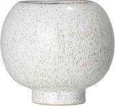 Bloomingville - Bloempot - Stoneware - 15xH14 cm - Naturel