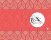 Mijn Bullet Journal - Rood – Landscape + Mijn Bullet Journal Stickerboek