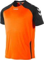 Hummel Aarhus Shirt - Voetbalshirts  - oranje - 140