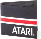 Atari Portemonnee Logo Zwart
