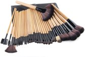 Empaza 32-delige professionele make-up kwasten / brush set