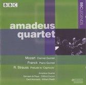 Clarinet Quintet/Piano Qu