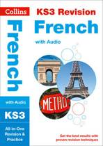KS3 French All-in-One Revision and Practice (Collins KS3 Revision)