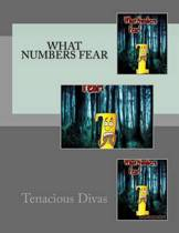What Numbers Fear