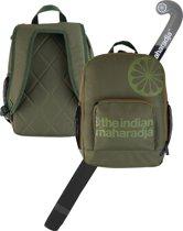 The Indian Maharadja Kids Backpack CSX-army Hockeystickrugzak Kids - legergroen