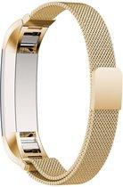 Knaldeals.com Milanees bandje - Fitbit Alta (HR) - goudkleurig