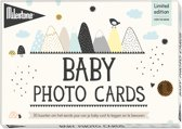 Milestone™ Baby Photo Cards Over the Moon