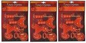 Halloween -  3x Pompoen uitsnijden set - Halloween pompoenen DIY gereedschap - Pompoenen snijden