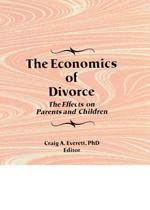 The Economics of Divorce