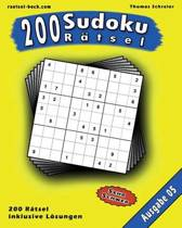 200 Sudoku R tsel, Ausgabe 05