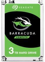Seagate BarraCuda - Interne harde schijf - 3 TB