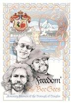 The Beegees Freedom Dvd ( Zéér Zeldzaam )