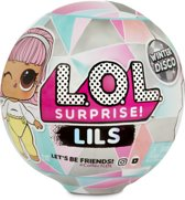 L.O.L. Surprise Bal Lil Sisters and Lil Pets - Winter Disco Series A - Minipop