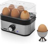 Princess 262041 Eierkoker - Geschikt voor 6 eieren - inclusief timer