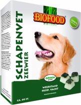 Biofood Schapenvet Maxi Bonbons - Zeewier - 40 Stuks