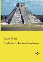 Geschichte Der Baukunst Im Altertum