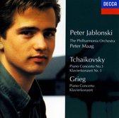 Tchaikovsky: Piano Concerto No. 1; Grieg: Piano Concerto