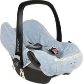 Koeka Hoes voor Maxi-Cosi Oslo One Size - soft blue