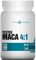 Tested Nutrition Tested Maca