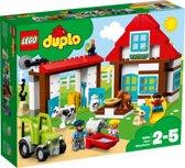Afbeelding van LEGO DUPLO Avonturen op de Boerderij - 10869 speelgoed