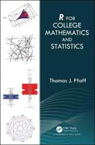 R For College Mathematics and Statistics