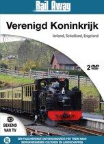 Rail Away - Verenigd Koninkrijk (2 dvd)