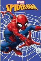 Spider-Man Fleeceplaid - 100 x 150 cm - Blauw